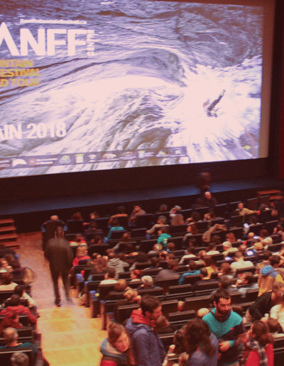 El Banff Mountain Film Festival